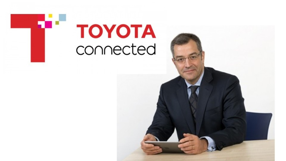 Imagen de Agustin Martin Toyota Connected Europe