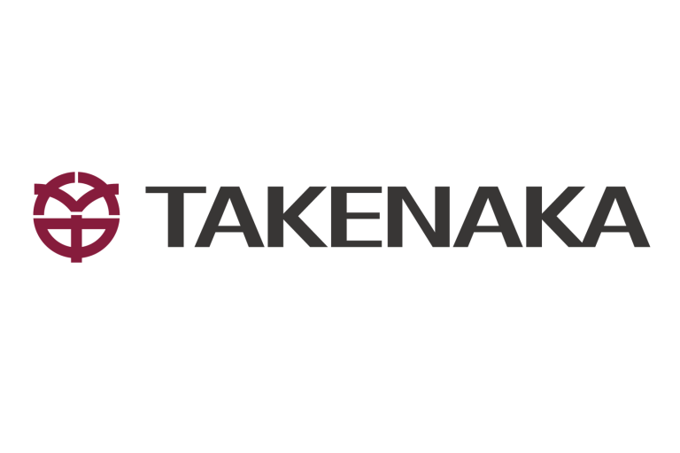 Logotipo de Takenaka