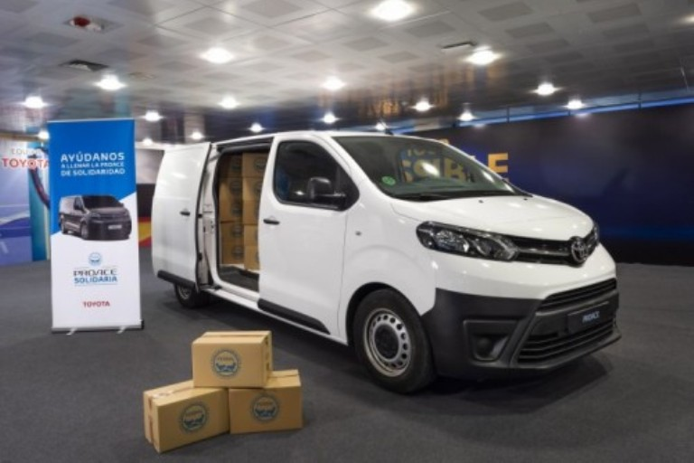 Toyota Proace Solidaria